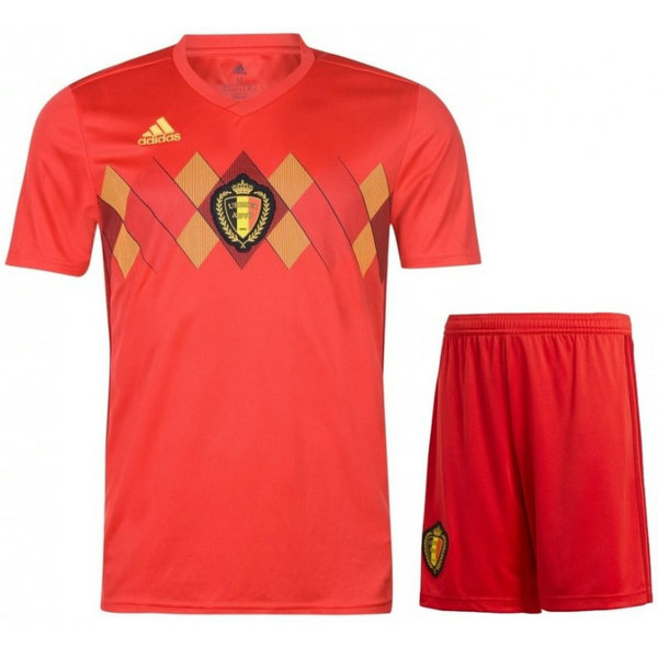 Ensemble Foot Belgique Enfant Adolescents 20182019 Maillot