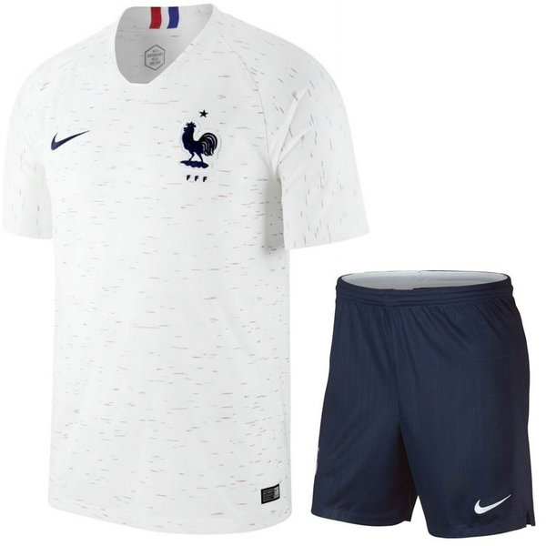 Ensemble Foot Equipe de France Enfant Adolescents 20182019