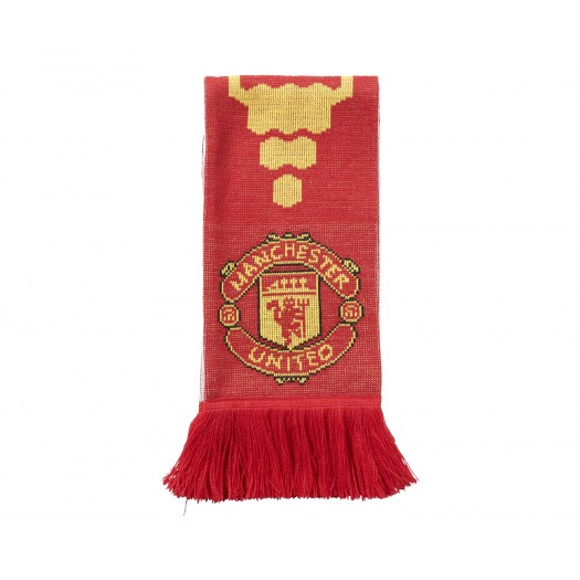 Écharpe adidas Manchester United Rouge