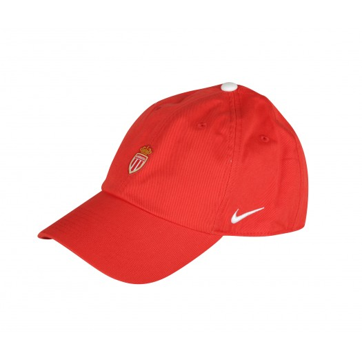 Casquette Nike AS Monaco Rouge
