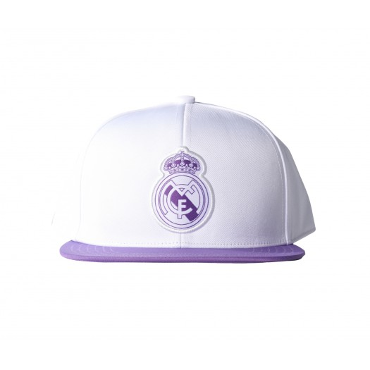 Casquette adidas Real Madrid Blanc