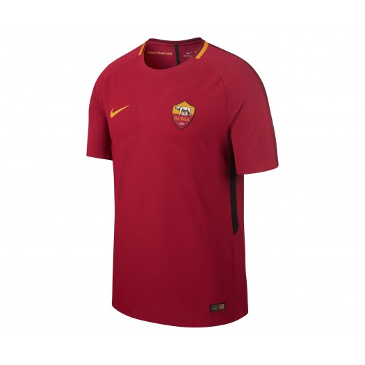 Maillot Match Nike AS Roma Domicile 2017/18 Rouge