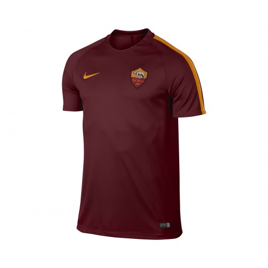 Maillot entraînement Nike AS Roma Rouge