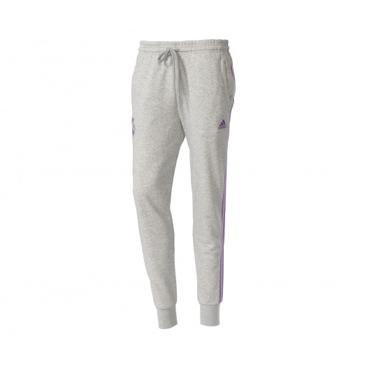 Pantalon Molleton adidas Real Madrid Gris