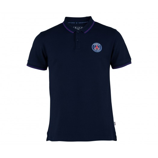 Polo Paris Saint-Germain Bleu