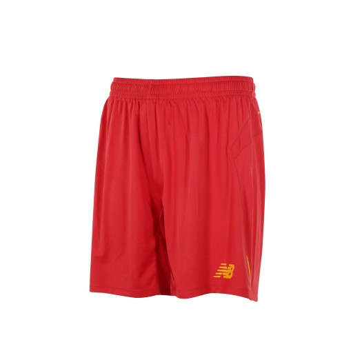 Short New Balance Liverpool Domicile 2016/17 Rouge