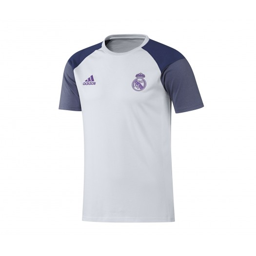 T-shirt adidas Real Madrid Blanc Enfant