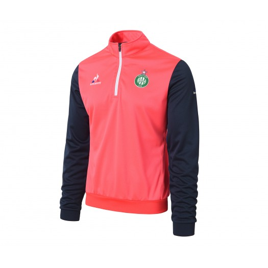 Training Top AS Saint-Etienne Rose