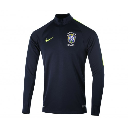 Training Top Nike Brésil Drill Bleu
