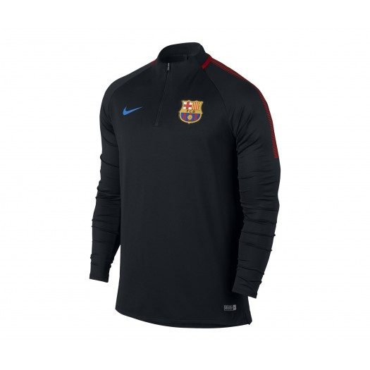 Training Top Nike FC Barcelone Squad Noir