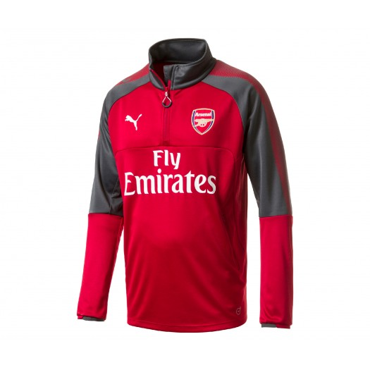 Vente Privée Training Top Puma Arsenal Rouge