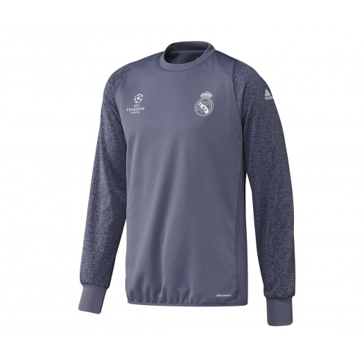 Training Top adidas UCL Real Madrid Violet