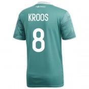 Coupe Du Monde 2018 Allemagne KROOS Maillot Extérieur 2018/2019