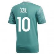 Coupe Du Monde 2018 Allemagne OZIL Maillot Extérieur 2018/2019