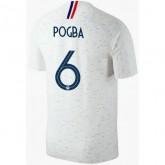 Coupe Du Monde 2018 Equipe de France Enfant POGBA Officiel Maillot Extérieur 2018/2019