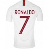 Coupe Du Monde 2018 Portugal RONALDO Officiel Maillot Extérieur 2018/2019