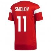 Coupe Du Monde 2018 Russie SMOLOV Maillot Domicile 2018/2019