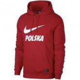 Sweat Equipe de Pologne 2018/2019 Coupe du Monde Capuche