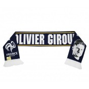 Écharpe FFF Olivier Giroud Bleu