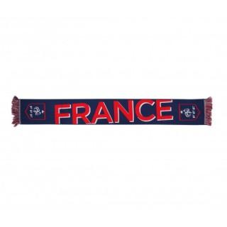 Écharpe France FFF Bleu