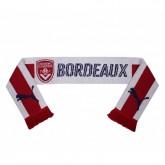 Écharpe Puma Bordeaux Rouge et Blanc
