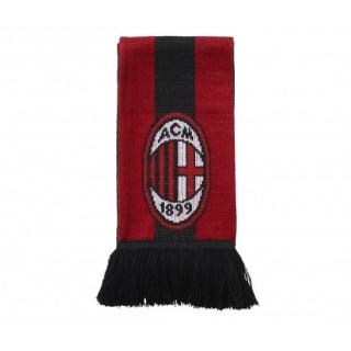 Écharpe adidas Milan AC Rouge et Noir
