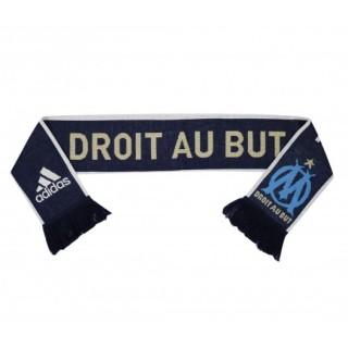 Écharpe adidas Olympique de Marseille Bleu