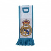 Écharpe adidas Real Madrid Bleu et Blanc