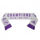 Écharpe adidas Real Madrid UCL Winner Blanc