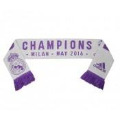 Écharpe adidas Real Madrid UCL Winner Blanc