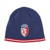 Bonnet LOSC Logo Bleu