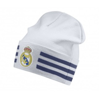 Bonnet adidas Real Madrid Blanc