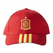 Casquette 3S Espagne Rouge