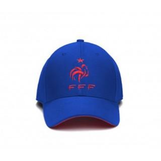 Casquette FFF Bleu