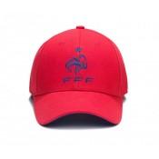 Casquette FFF Rouge