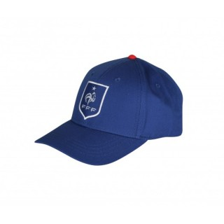 Casquette France FFF Fan Bleu