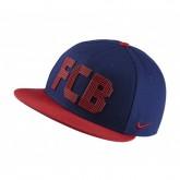 Casquette Nike FC Barcelone Bleu