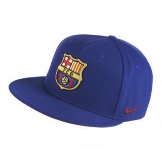Casquette Nike FC Barcelone Crest Bleu
