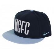 Casquette Nike Manchester City Bleu