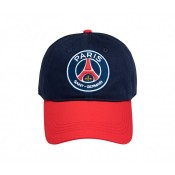 Casquette Paris Saint Germain Bleu
