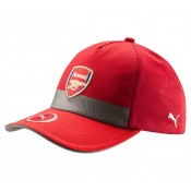 Casquette Puma Arsenal Performance Rouge