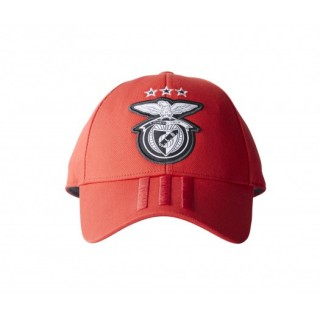 Casquette adidas Benfica Rouge