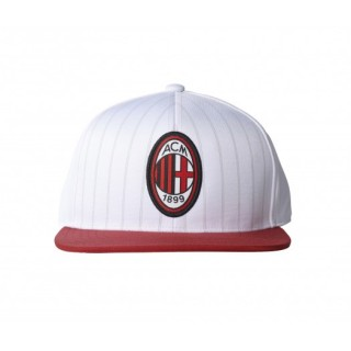 Casquette adidas Flat Milan AC Blanc