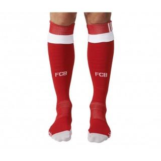 Chaussettes adidas Bayern Munich Domicile 2016/17 Rouge
