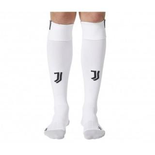 Chaussettes adidas Juventus Domicile 2017/18 Blanc
