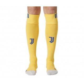 Chaussettes adidas Juventus Extérieur 2017/18 Jaune