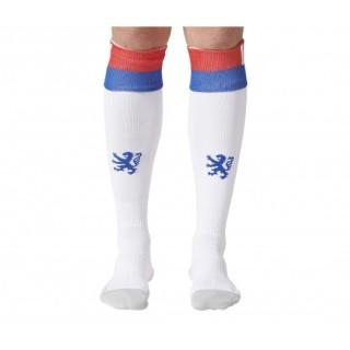 Chaussettes adidas Olympique Lyonnais Domicile 2017/18 Blanc