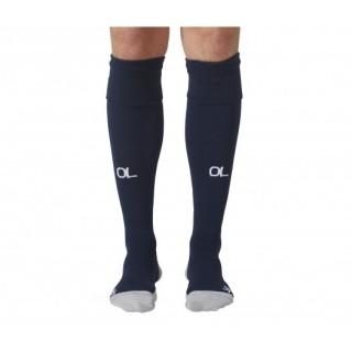 Chaussettes adidas Olympique Lyonnais Extérieur 2017/18 Bleu