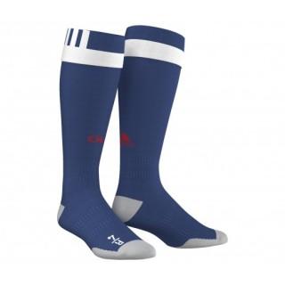 Chaussettes adidas de l'Olympique Lyonnais Extérieur 2016/17 Bleu