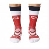 Chaussettes entraînement adidas Bayern Munich Rouge et Blanc
